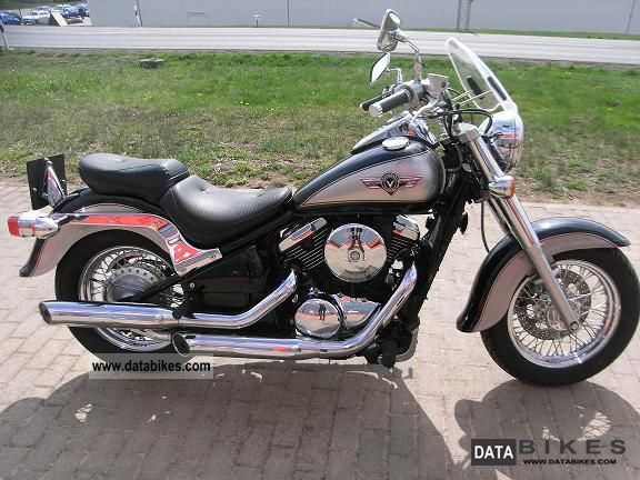 2000 Kawasaki  VN800 Classic Motorcycle Chopper/Cruiser photo