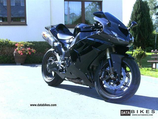 2006 Kawasaki  ZX10R Motorcycle Sports/Super Sports Bike photo