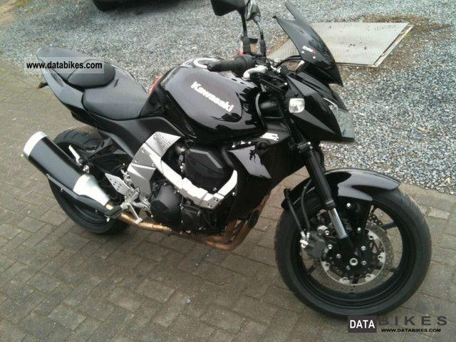 2009 Kawasaki  Z 750 Motorcycle Naked Bike photo