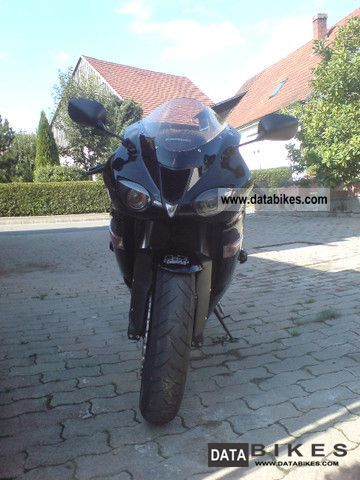 2007 Kawasaki  ZX-6R Motorcycle Sports/Super Sports Bike photo
