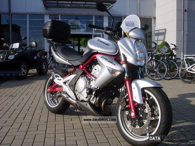 2007 Kawasaki Er 6n Abs Nm