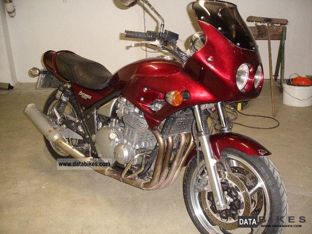 1993 Kawasaki  ZEPHYR Motorcycle Tourer photo