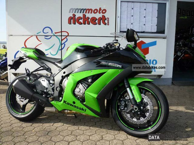 Kawasaki  NINJA ZX 10 R KTRC / ABS 2012 NEW COLORS 2011 Sports/Super Sports Bike photo