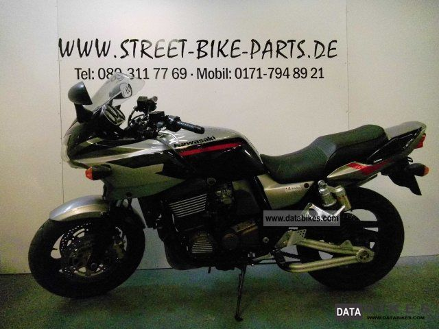 2002 Kawasaki  ZRX 1200 S Powerful Tourer Gewährleistu Motorcycle Sport Touring Motorcycles photo