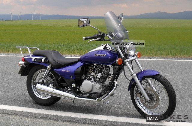 1997 Kawasaki  Eliminator 125 Motorcycle Chopper/Cruiser photo