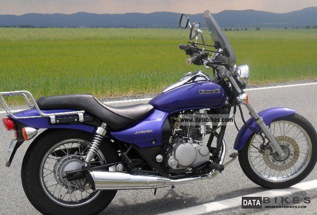 1997 Kawasaki Eliminator 125