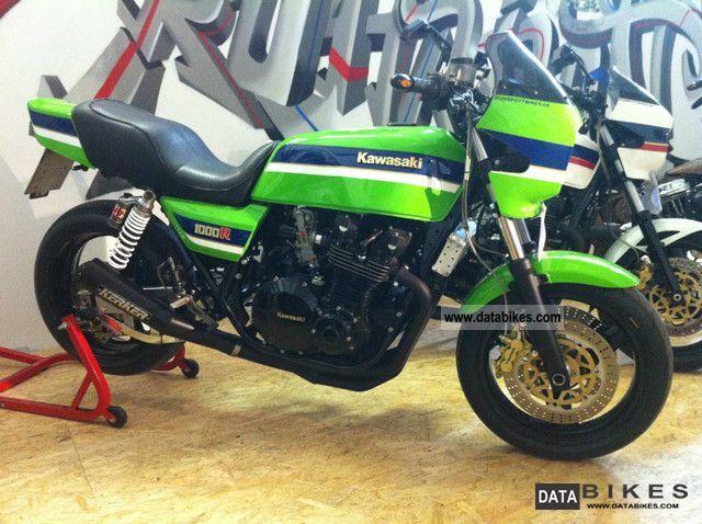 1982 Kawasaki  ELR new condition Motorcycle Sport Touring Motorcycles photo
