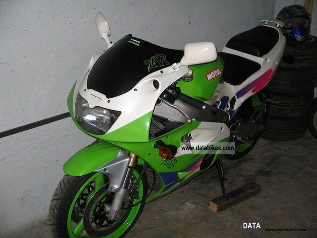 1995 Kawasaki  zxr 400 Motorcycle Other photo