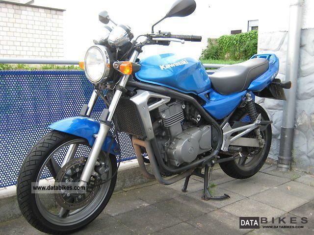 2001 Kawasaki  ER5 Motorcycle Naked Bike photo