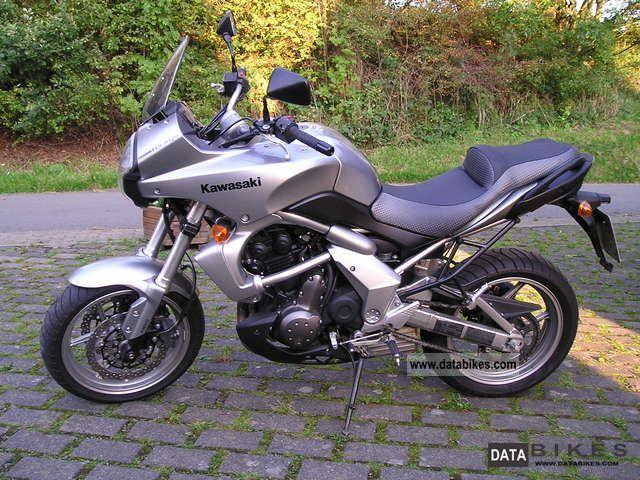 2007 Kawasaki  Versys Motorcycle Motorcycle photo