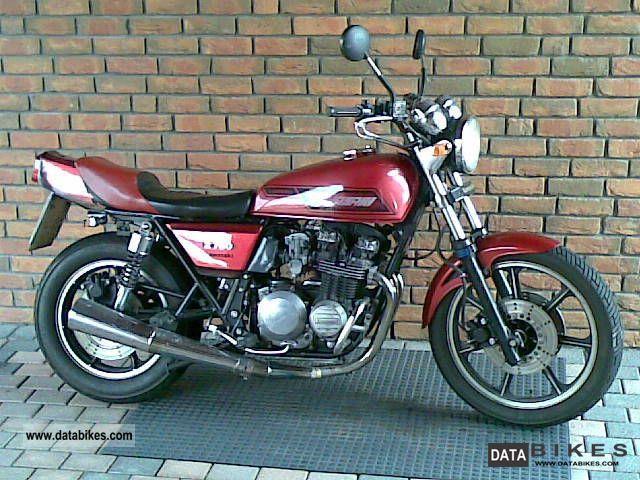 ... Pictures bikepics 1982 kawasaki kz 750 home page on bikepics com