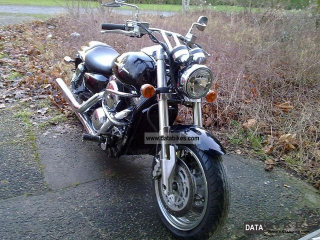 2006 Kawasaki  VN1600 MEAN STREAK Motorcycle Chopper/Cruiser photo