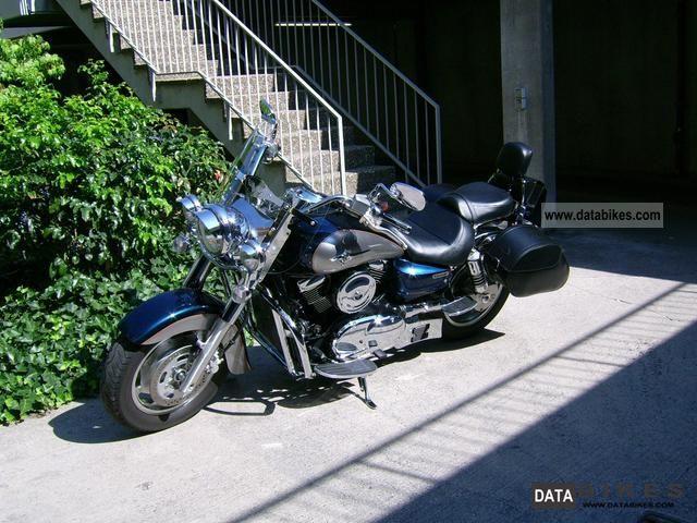 2008 Kawasaki  VN 1600 Classic Motorcycle Chopper/Cruiser photo