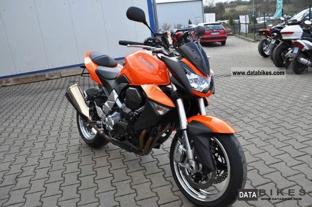 2007 Kawasaki Z1000 Z 1000 Warranty Motorcycle Naked Bike Photo