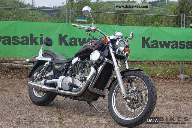 1989 Kawasaki  VN1500 SE Motorcycle Chopper/Cruiser photo