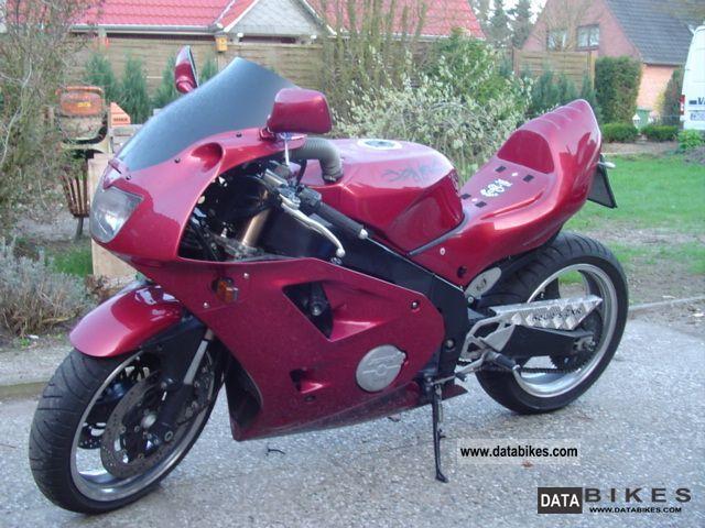 1992 Kawasaki  zxr 400 L Motorcycle Motorcycle photo