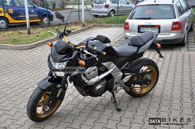 2007 Kawasaki Z750 Z 750 Warranty