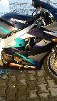 2001 Kawasaki  ZX 9 R Motorcycle Sports/Super Sports Bike photo 2