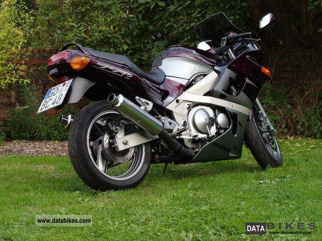1998 Kawasaki ZZR 600 ZX E Motorcycle Sport Touring Motorcycles Photo