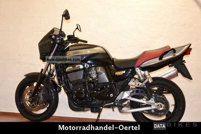 2000 Kawasaki  TÜV ZRX 1100 1200 03/14 Transportation 99 - Motorcycle Tourer photo