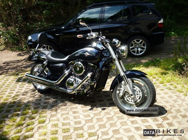 2004 Kawasaki  Mean Streak 1500 Motorcycle Chopper/Cruiser photo
