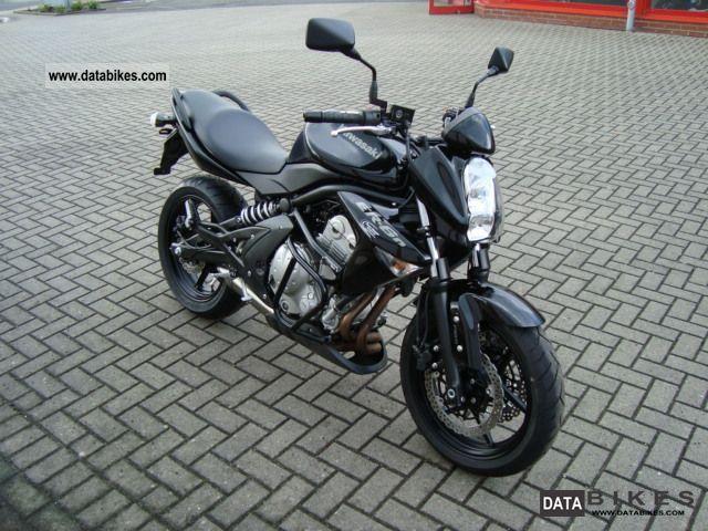 2008 Kawasaki Er 6n Abs