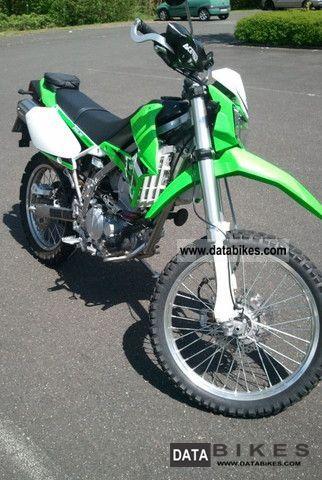 2010 Kawasaki  KLX 250 Motorcycle Enduro/Touring Enduro photo
