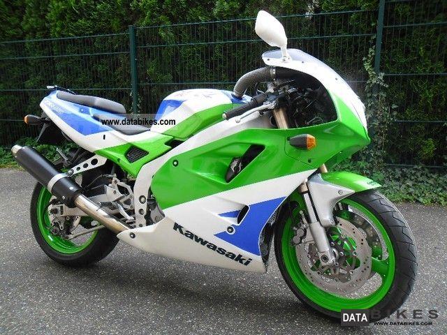 1991 Kawasaki  ZXR 400 Motorcycle Sports/Super Sports Bike photo