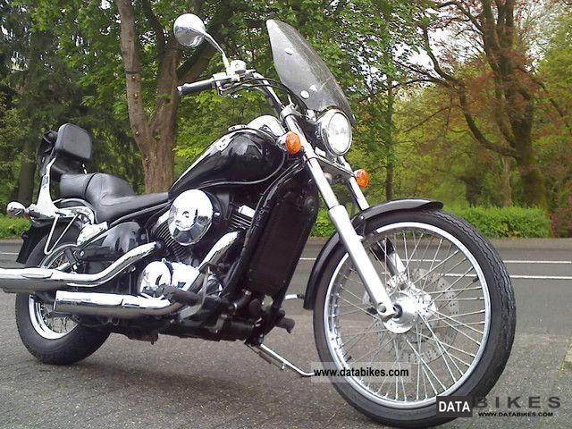 1996 Kawasaki  VN 800, TOP and \ Motorcycle Chopper/Cruiser photo