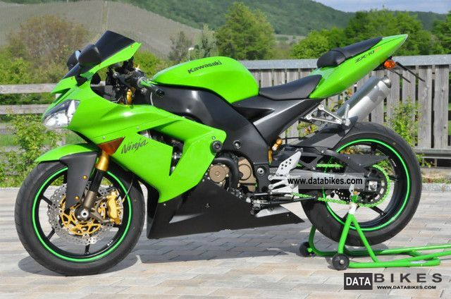2004 kawasaki zx 10r zx10r zxt00c top state. Black Bedroom Furniture Sets. Home Design Ideas
