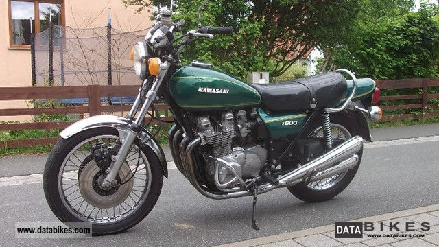 Kawasaki  Z 900 Z1F 1976 Vintage, Classic and Old Bikes photo