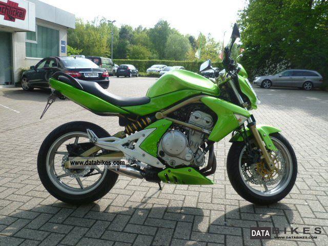 2007 Kawasaki Er 6n Abs