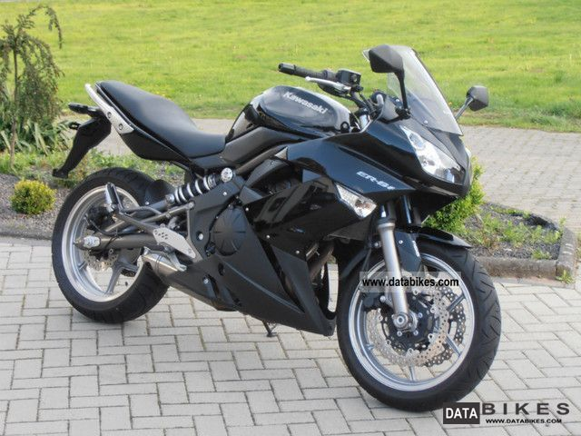 Kawasaki  ER6F 650 ER-6F 2009 Motorcycle photo