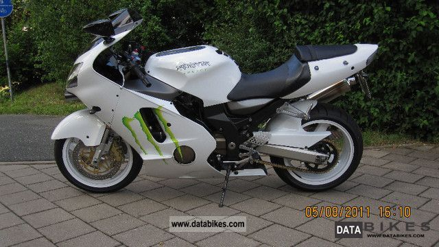 2002 Kawasaki  ZX12R NINJA single piece Motorcycle Sports/Super Sports Bike photo