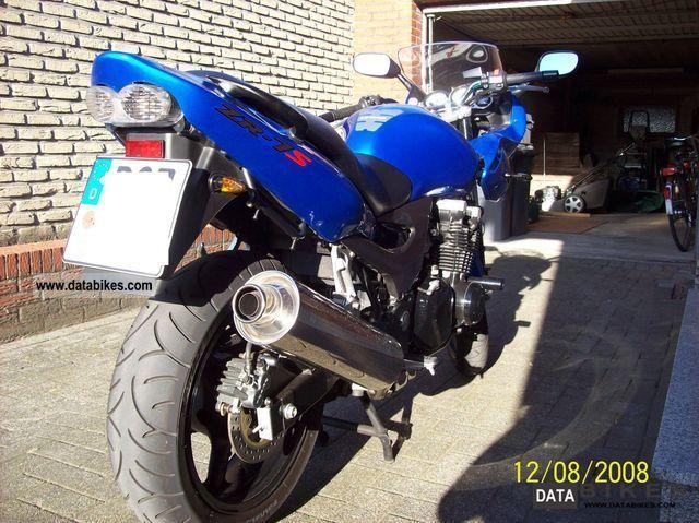 2004 Kawasaki Zr 7 S
