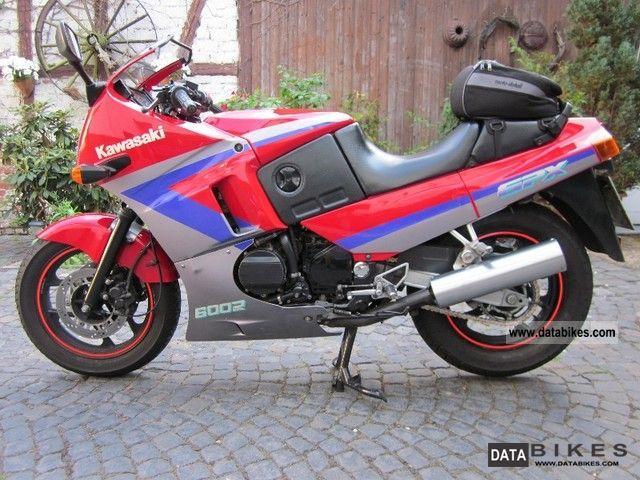 1994 Kawasaki Gpx 600 R