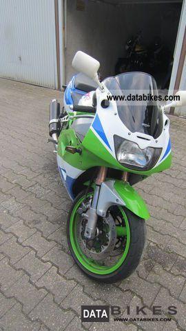 1992 Kawasaki  ZXR 400 Motorcycle Sports/Super Sports Bike photo