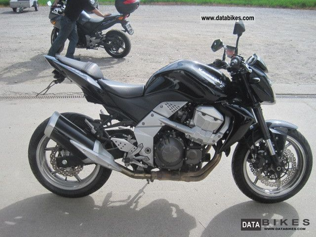 2007 Kawasaki  Z 750 with 1 year with woods Motorcycle Motorcycle photo