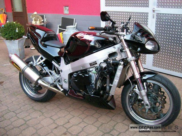1997 Kawasaki  ZX750RR Motorcycle Streetfighter photo