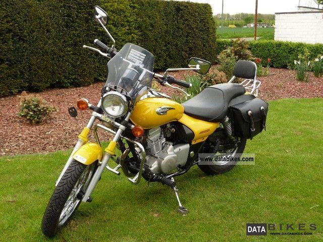2000 Kawasaki  Eliminator 125 Motorcycle Chopper/Cruiser photo