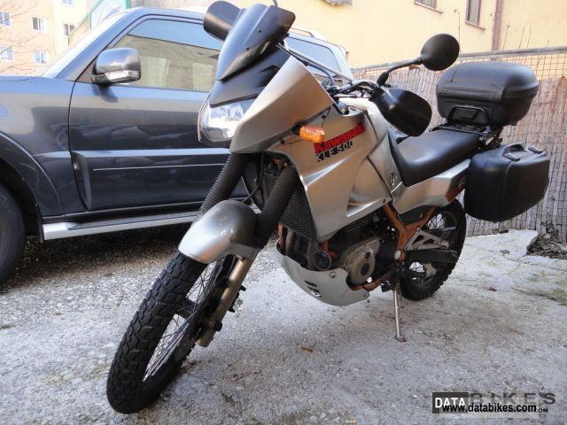 2005 Kawasaki  KLE 500 Motorcycle Enduro/Touring Enduro photo