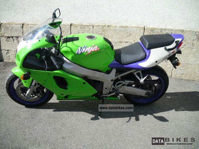 Kawasaki  ZX7R 1.Hand new condition accident free 1997 Sports/Super Sports Bike photo