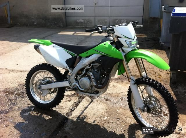 2011 Kawasaki  KLX 450R Motorcycle Enduro/Touring Enduro photo