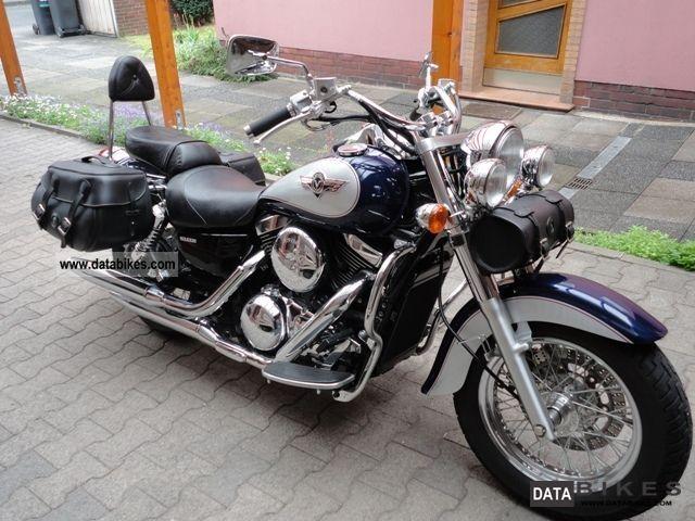 1999 Kawasaki  VN1500 Classic Motorcycle Chopper/Cruiser photo