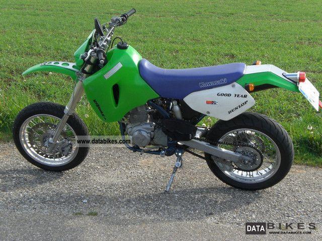 1994 Kawasaki KLX 650 R Supermoto