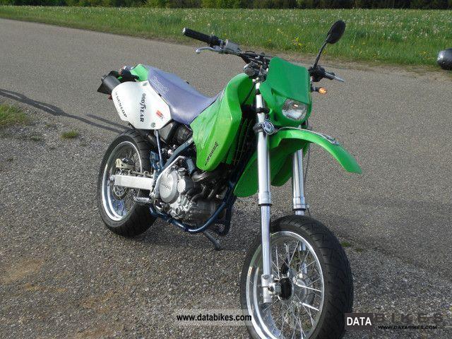 Supermoto Kit For Klr 650 Kawasaki Klr 650 Supermoto