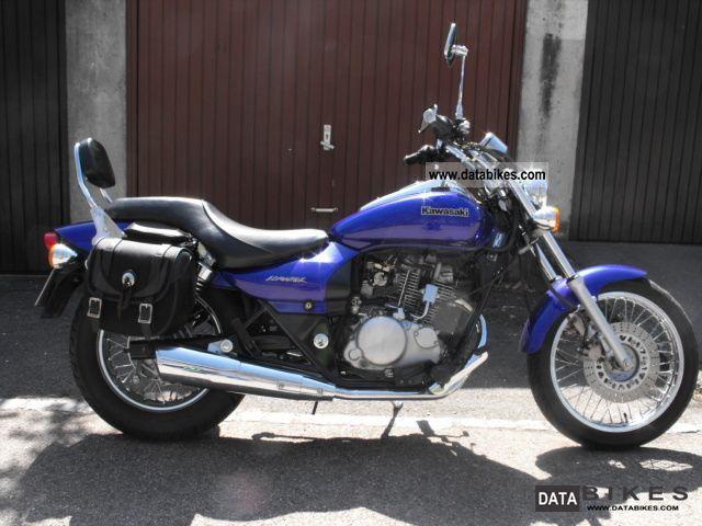 1998 Kawasaki  Eliminator 125 Motorcycle Chopper/Cruiser photo