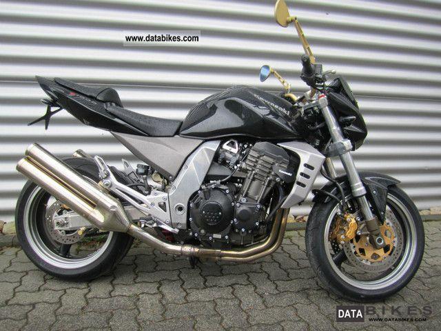 2004 Kawasaki  Z 1000 Motorcycle Naked Bike photo