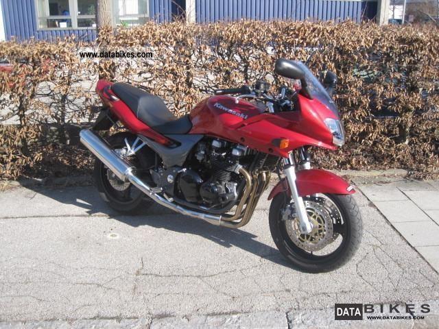 Precio y ficha técnica de la moto Kawasaki ZR7 2005