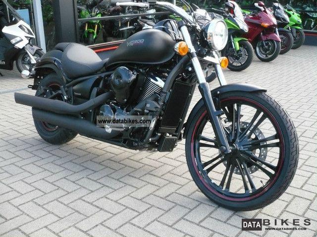 2011 Kawasaki  VN900 Custom Motorcycle Chopper/Cruiser photo